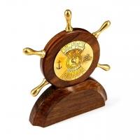 Морской календарь настольный штурвал корабля на 100 лет NI448C Two Captains