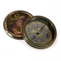Морський компас в старовинному стилі 7221A