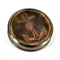 Морской компас в старинном стиле 7221A Two Captains
