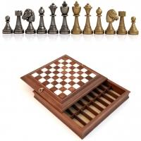 Шахматы элитные сувенирные 70M 280AW