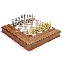 Шахматы элитные сувенирные 70M 280AW Italfama