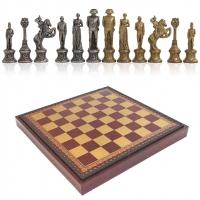 Шахматы подарочные Наполеон 92M 219GR Italfama