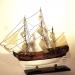 Модель корабля парусник Bounty 30 см С20-3