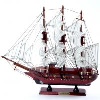 Модель корабля парусник 34 см 3003G CONFECTION Two Captains