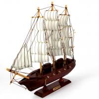 Модель корабля деревянная 34 см 8338G Two Captains