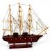 Модель корабля деревянная 34 см 8338G