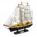 Модель корабля парусник 34 см 9909G