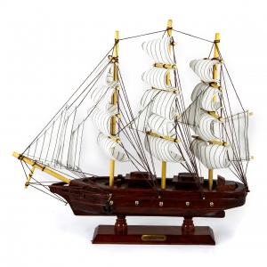 Модель корабля парусник 40 см F9840-1