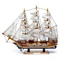 Модель парусного корабля 44 см SH08 Two Captains