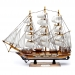 Модель парусного корабля 44 см SH08