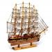Модель корабля Uss Vailiant 50см 2425