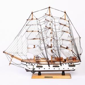 Модель корабля парусник 50см 2471