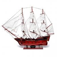 Модель корабля з дерева Prince 1670 80см EG8346-80