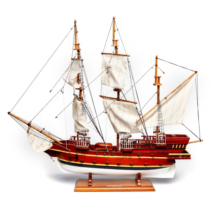 Сборная деревянная модель корабля May Flower 90 см 608-90 Two Captains