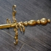 Каминный набор на 5 предметов из бронзы 350B Alberti Livio