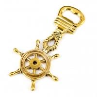 Відкривачка для пляшок Корабельний штурвал 4064А