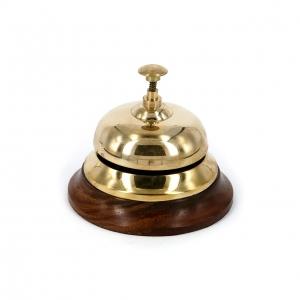 Звонок настольный для бара 4414