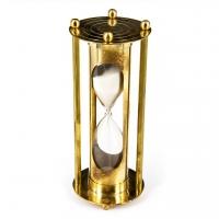 Старинные песочные часы 5 минут NT.5125