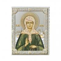 Ікона Свята Матрона 85303 3L Valenti