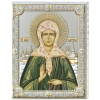 Ікона Святої Матрони 85303 6L Valenti