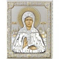Ікона Свята Матрона 85303 6LORO Valenti