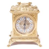 Квадратные часы для камина 82.108 Alberti Livio