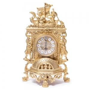 Часы для камина ангелы на лодке 82.101