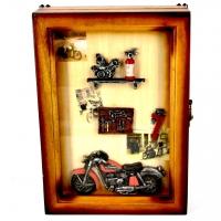 Ключница настенная мотоцикл 729041B