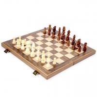 Шахматы и нарды Орех средние TS2K Manopoulos