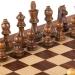 Шахматы прикорневой Орех SW43B50K Manopoulos