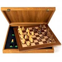 Шахматы Орех Modern SW4040K Manopoulos