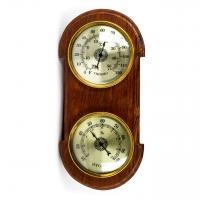 Термометр гигрометр настенный NI3714 Two Captains
