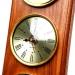 Настенные часы с термометром и гигрометром NI3713