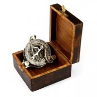 Солнечные часы с компасом подарочные NI232A/N
