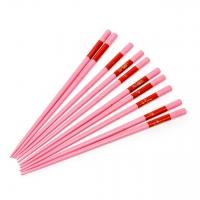 Набор палочек для суши розовый 11