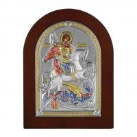 Икона Святой Георгий Победоносец MA/E1530DΧ-C Prince Silvero