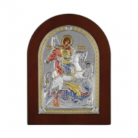 Икона Св. Георгий Победоносец MA/E1530EΧ-C Prince Silvero