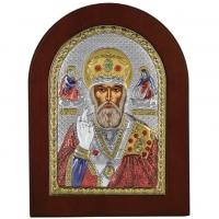Икона Святого Николая Чудотворца MA/E1108-AX-C Prince Silvero
