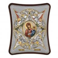 Ікона Божої Матері Неопалима Купина MA/E1481/2XC Prince Silvero