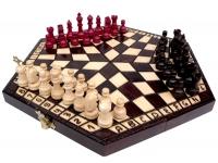 Шахи на трьох 164