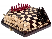 Шахи на трьох 164 Madon