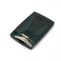 Візитниця пластмасова прикольна зелена SY-108-3