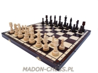 Шахматы из дерева 129 Madon
