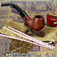 Курительная трубка из розового дерева D Brand 024 D. Smoker