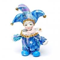 Статуэтка фигурка кукла венецианский шут A2 №2-07
