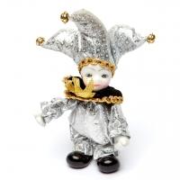 Статуэтка фигурка кукла венецианский шут A2 №2-08