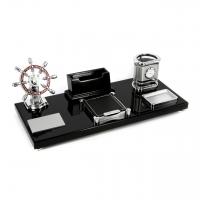 Офисный набор на стол Капитан 6118