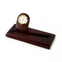 Часы настольные кварцевые с местом под ручку XL148