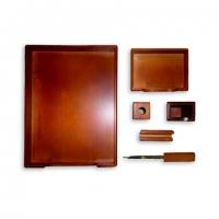 Набор настольный деревянный на 6 предметов 320-6