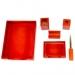 Набор для письменного стола руководителя деревянный 6 предметов XL110 Albero Ode